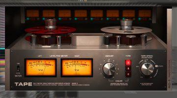 Deal: Softube Tape bringt euch Wärme für nur 39 Euro!