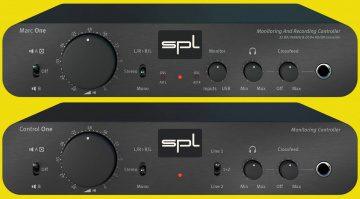 SPL Marc One und Control One