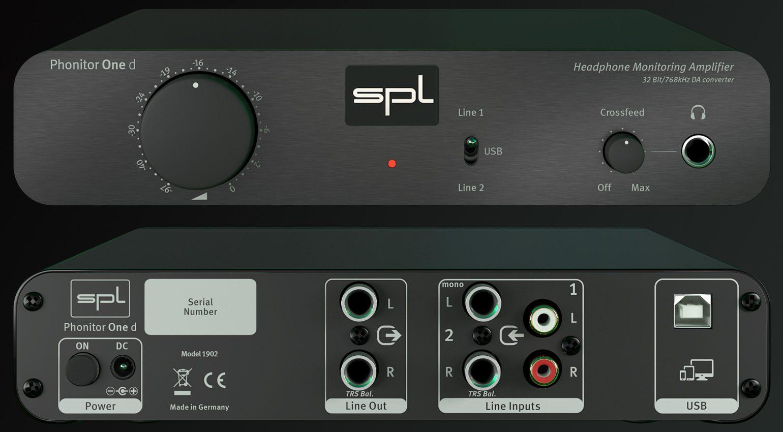 SPL Phonitor One d Kopfhörerverstärker