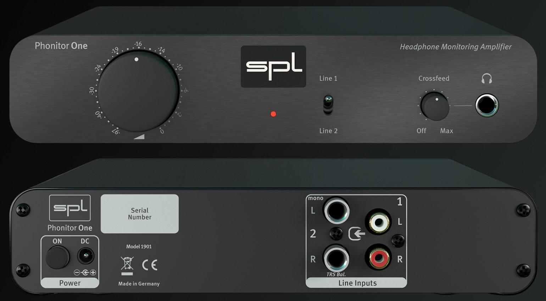 SPL Phonitor One Kopfhörerverstärker