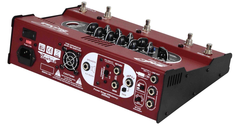 Taurus Stomp-Head 6CE Amp Pedal Back Slant