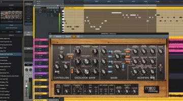Universal Audio Luna 1.1: Ein DAW Update mit etlichen neuen Funktionen