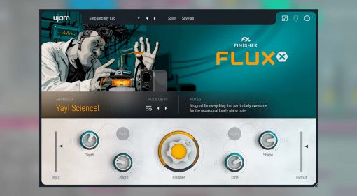 UJAM Finisher FLUXX