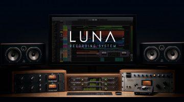 Universal Audio Luna 1.2: Ein DAW Update mit etlichen neuen Funktionen