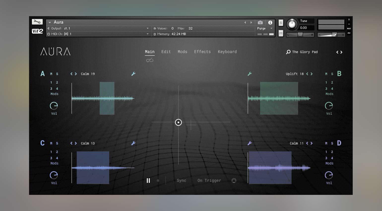 Vir2 Instruments Aura