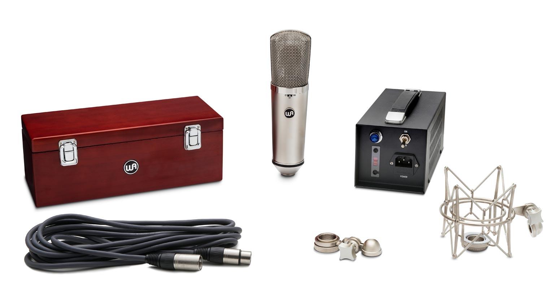 Lieferumfang Warm Audio WA-67