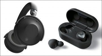 Yamaha YH-E700A, TW-E7A, TW-E5A: Kabellose Kopfhörer mit True Sound