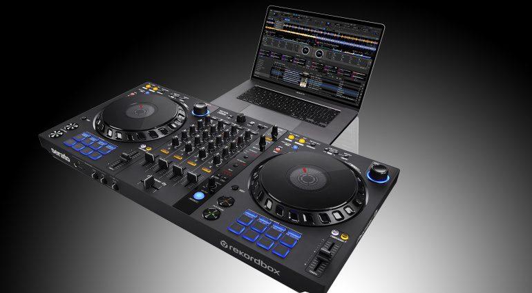 Pioneer DDJ-FLX6, der neue DJ-Controller für kreative DJ-Action