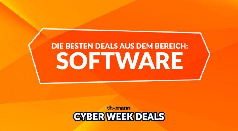 Thomann Cyber Week - Das Beste aus dem Bereich Software