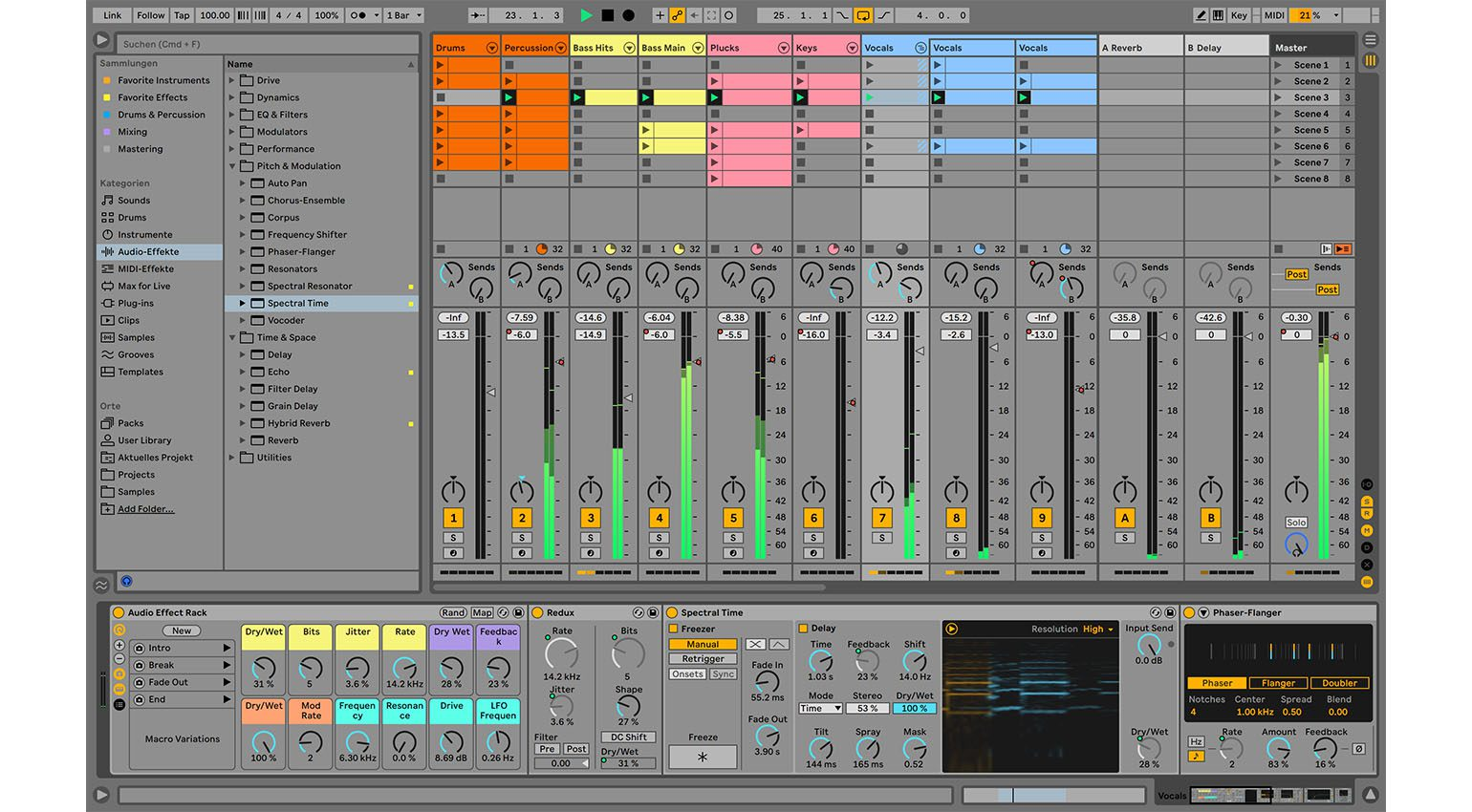 Ableton Live 11: neue Devices