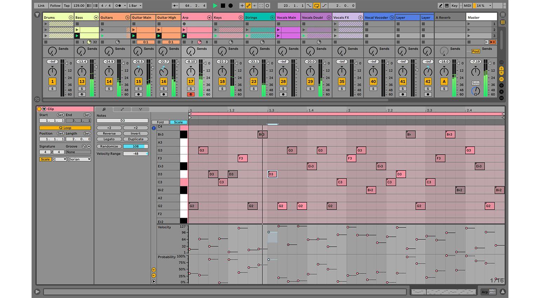 Ableton Live 11: neuer Editor