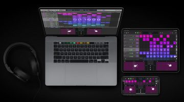 Apple veröffentlicht Logic Pro X 10.6 für macOS 11 und ARM