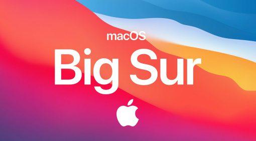 Apple macOS 10.16 Big Sur - aber erstmal nicht für Profis!