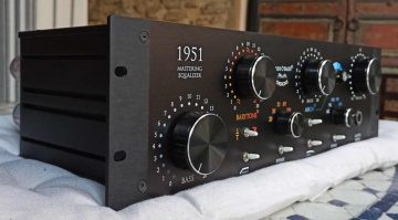 Audiotales Designs 1951 Mastering Equalizer
