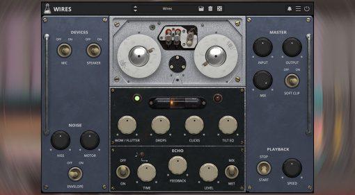 AudioThing Wires Plug-in: Ein russischer Drahtton Rekorder von Hainbach