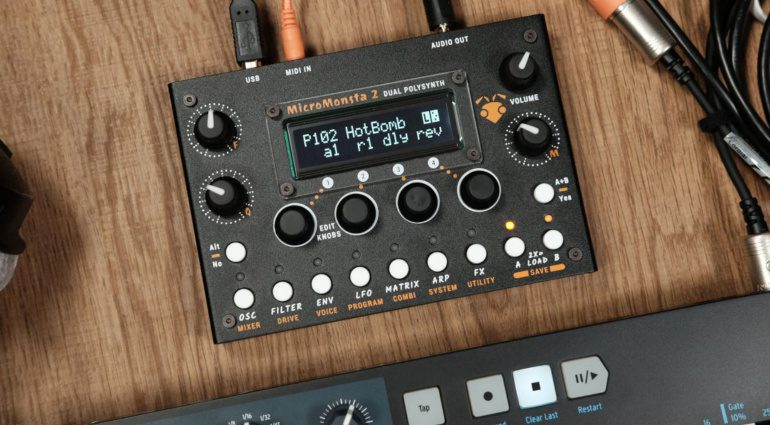 audiothingies micromonsta2