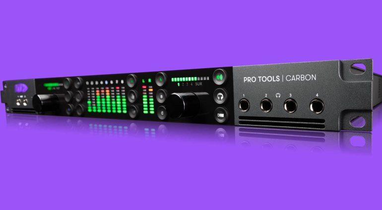 Avid Pro Tools | Carbon