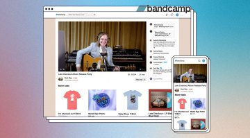 Bandcamp Live: Neues Ticketsystem für Livestreams - kostenlos bis April 2021