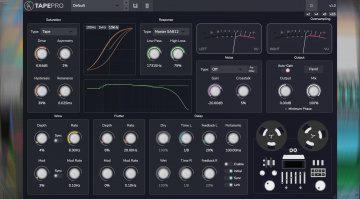 Caelum Audio Tape Pro: Die kostenlose Bandmaschinen-Emulation wird professionell