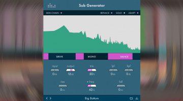 Denise Sub Generator: einfach mal Subbass hinzufügen!