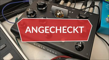 Angecheckt: Erica Synths Zen Delay