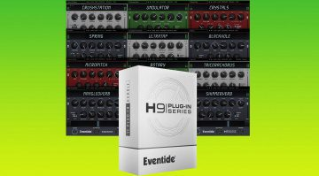 Eventide H9 Plug-In Series