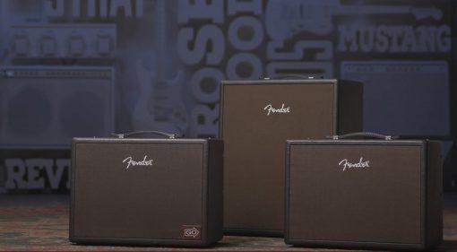 Fender Acoustic Verstaerker Amps