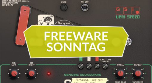 Freeware Sonntag: MVX XV, VariSpeed und sTiltV2