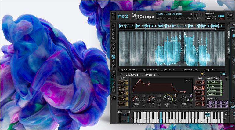 Freeware: iZotope Iris 2 Software Synthesizer bis Ende November kostenlos!