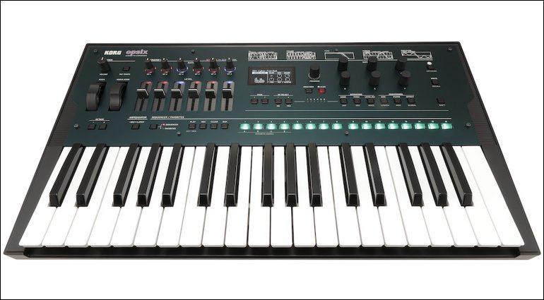 Korg opsix ist da - ein erweiterter FM-Synthesizer und mehr
