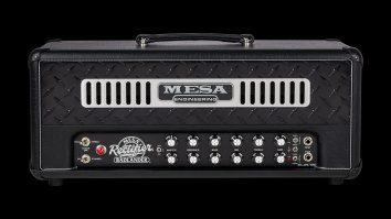 Mesa Boogie Badlander Topteil Froint 2