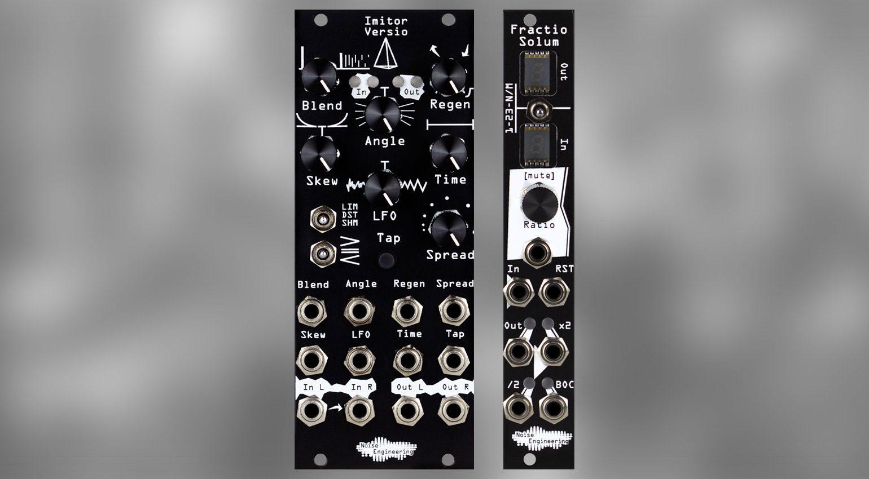 Noise Engineering Imitor Versio und Fractio Solum