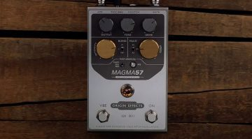 Origin Effects MAGMA57 Magnatone Effekt Pedal Teaser 1