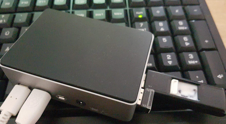 Raspberry PI 4 als DAW Versuchsaufbau