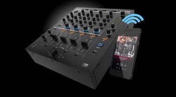 Reloop RMX-44 BT, der digitale 4-Kanal DJ-Mixer mit Bluetooth