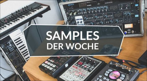 Samples der Woche: Abbey Road One, Opacity II, Dr Sample From Mars, LABS Arctic Swells