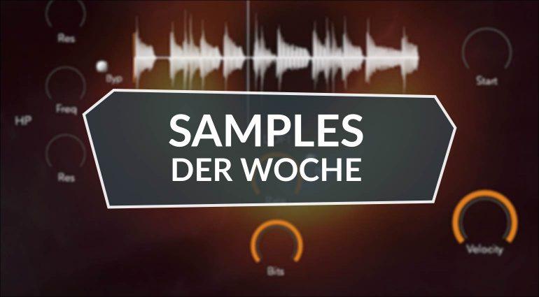Samples der Woche: Nuphoric Elements, ZoneMatrix, Drummer From Another Mother