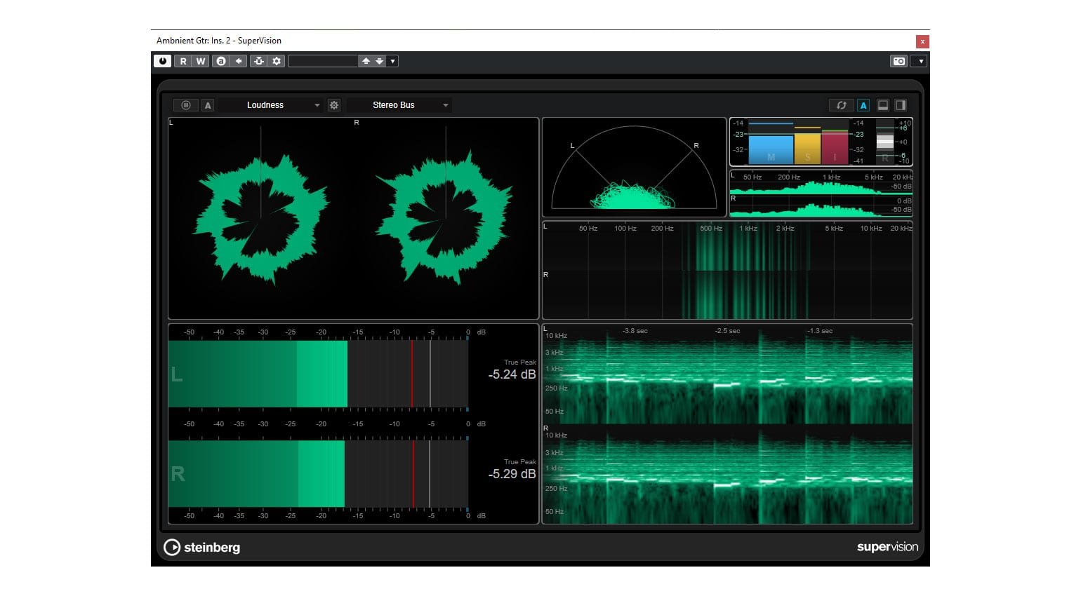 SuperVision Steinberg Cubase 11