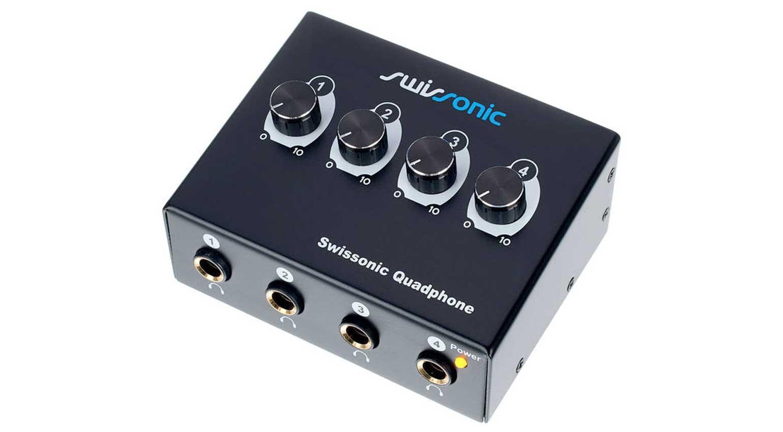 Swissonic Quadphone