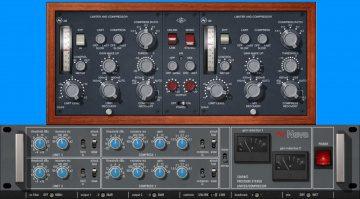Universal Audio UAD 9.13 und LUNA 1.1.1 bringt Neve und API Emulationen