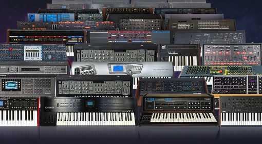 UVI Synth Anthology 3: 132 Hardware Synthesizer in Plug-in-Form für 99 Euro