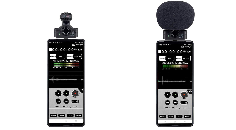Handy Mikrofon Abhören