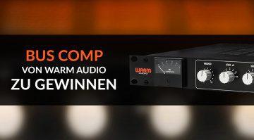 MegaXMAS: Gewinne ein Warm Audio Bus-Comp im Wert von 698 Euro!
