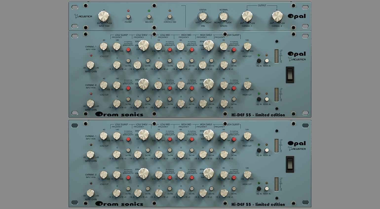 Acustica Audio Opal