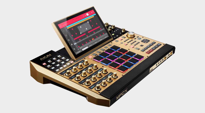 AKAI Pro MPC X Gold Limited Edition
