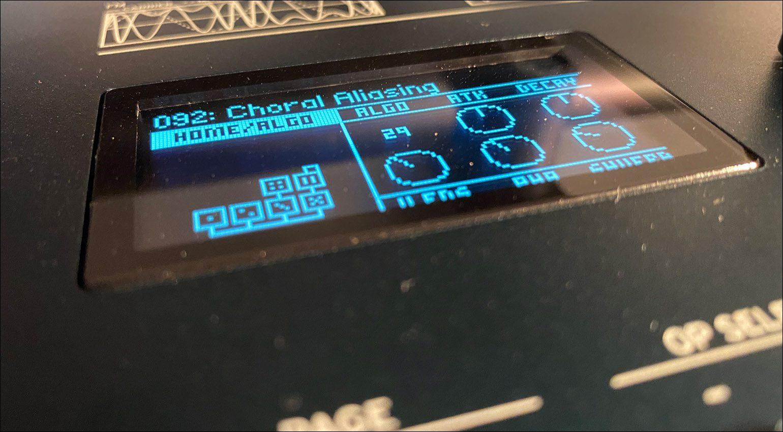Angecheckt: Korg opsix FM-Synthesizer und mehr