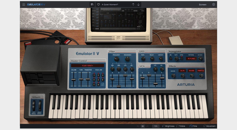 Arturia Emulator II V