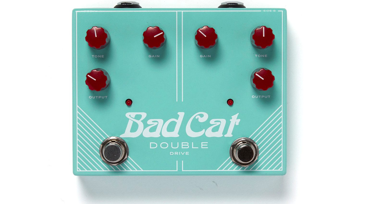 Bad Cat Double Drive Front