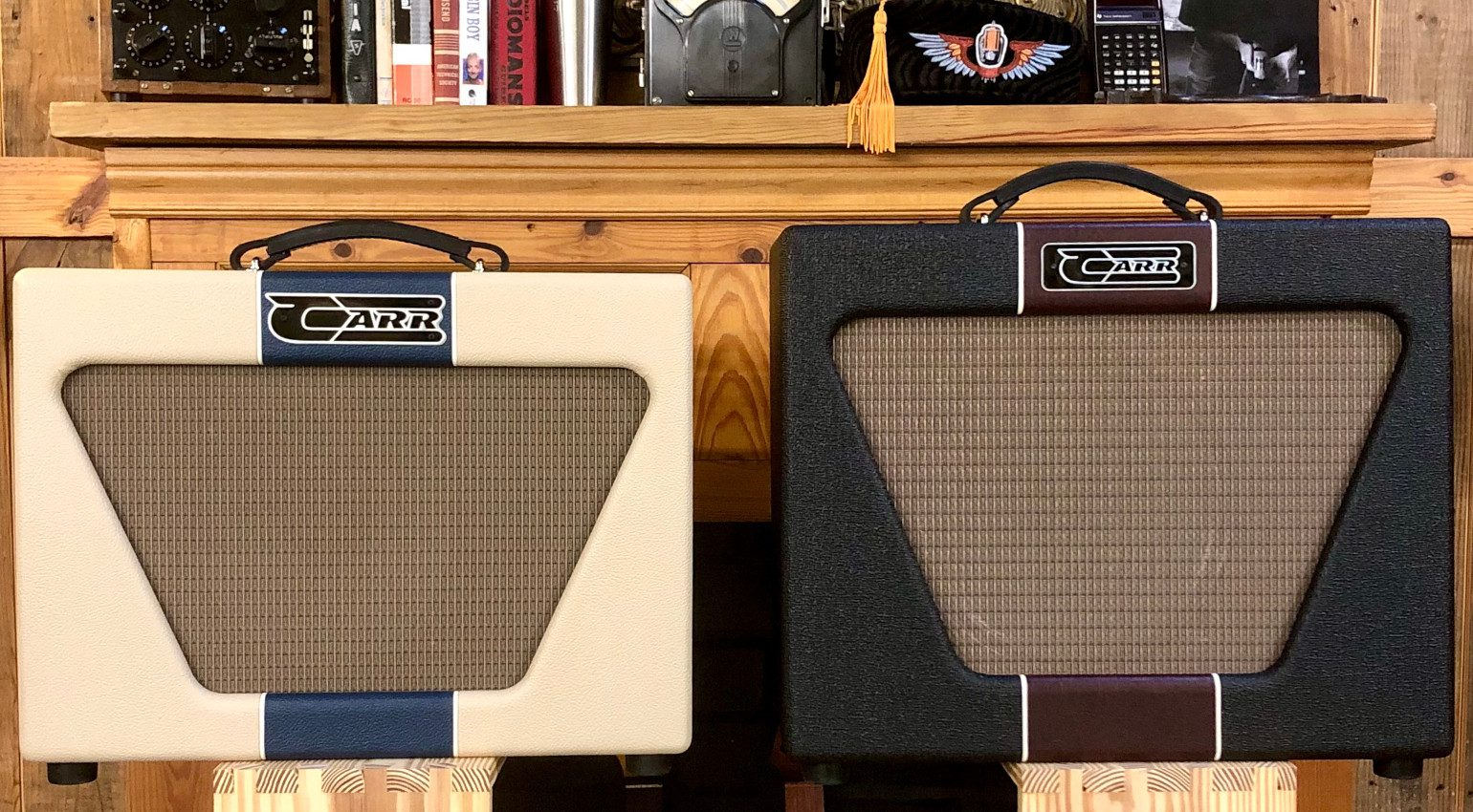 Carr Amplifiers Super Bee Combo