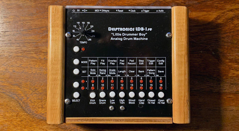 Delptronics LDB-1se